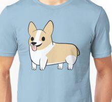 Fawn Corgi Unisex T-Shirt