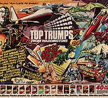 Top Trumps by Jessta