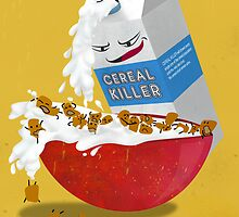 Cereal Killer by Nidya