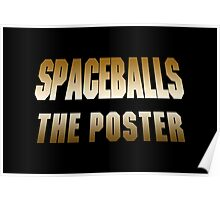 Spaceballs The Merchandise Poster