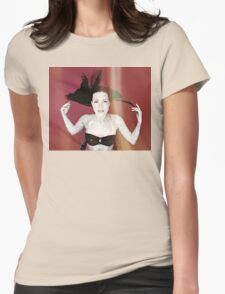Flooded  Womens Fitted T-Shirt