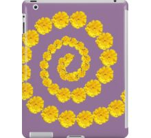 Daisy Mix - Yellow and Pink iPad Case/Skin