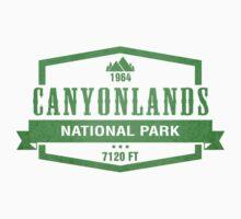 Canyonlands National Park, Utah Kids Clothes