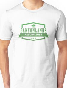 Canyonlands National Park, Utah Unisex T-Shirt
