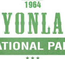 Canyonlands National Park, Utah Sticker