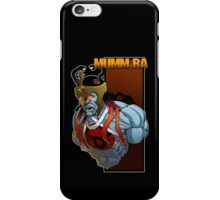 Mumm-Ra iPhone Case/Skin
