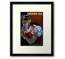 Mumm-Ra Framed Print