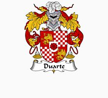 Duarte Coat of Arms/ Duarte Family Crest Unisex T-Shirt