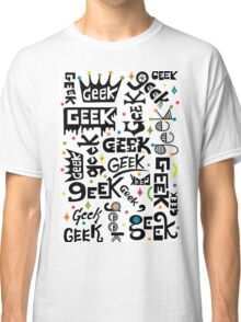 Geek Words Classic T-Shirt