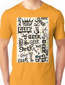 Geek Words T-Shirt
