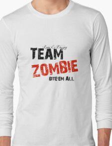 Team Zombie - TEE Long Sleeve T-Shirt