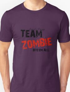 Team Zombie - TEE T-Shirt