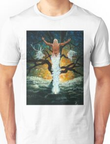 Releasing the Warrior Within Unisex T-Shirt