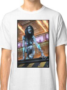 Cyberpunk Painting 075 Classic T-Shirt