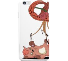 Cradle-Lily for a Vulpix. iPhone Case/Skin