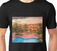 Curacao Caribbean Resort Unisex T-Shirt