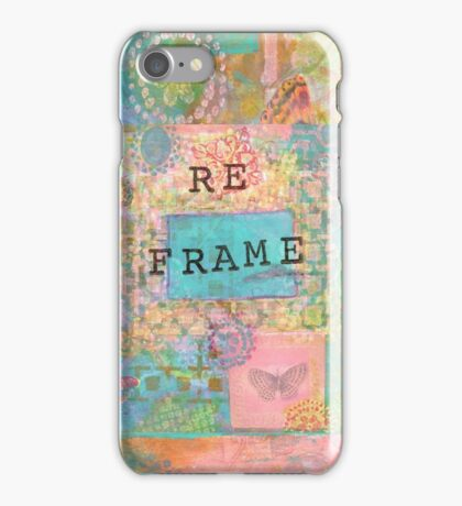 Butterfly Reframe iPhone Case/Skin