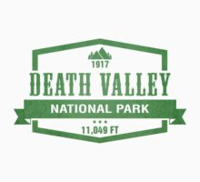 Death Valley National Park, California by CarbonClothing