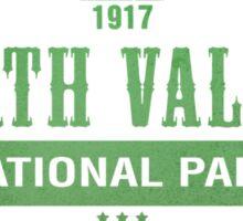 Death Valley National Park, California Sticker