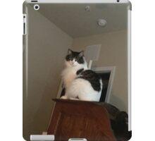 Mr Cat iPad Case/Skin