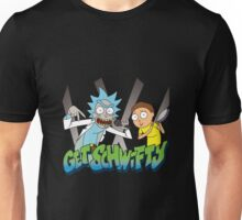 Rick And Morty - Get Schwifty Unisex T-Shirt