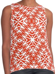 Electric Hearts Contrast Tank