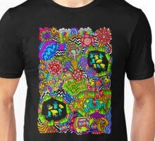 Hypercolour Wonderland! Unisex T-Shirt