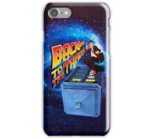 Time and Space Surfer iPhone Case/Skin