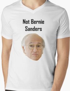 Not Bernie Sanders Mens V-Neck T-Shirt
