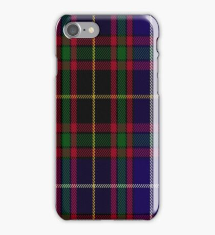01459 Tantallon #2 Fashion Tartan  iPhone Case/Skin