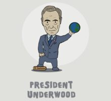House of cards - Frank Underwood by glik