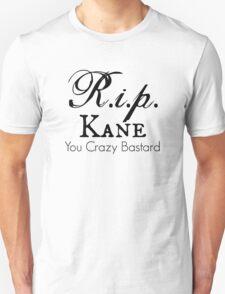 RIP Kane TEE Unisex T-Shirt
