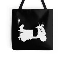Mod Vespa Tote Bag