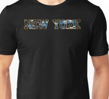 Blue army camo knicks  Unisex T-Shirt