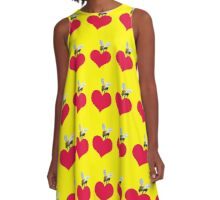 Bee Loved A-Line Dress