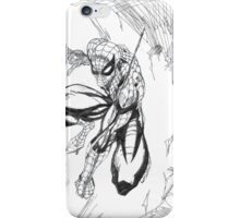 The Amazing Spiderman iPhone Case/Skin