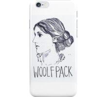 Virginia Woolfpack iPhone Case/Skin