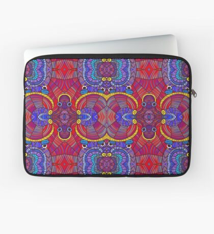 The Shield of Thetis Laptop Sleeve