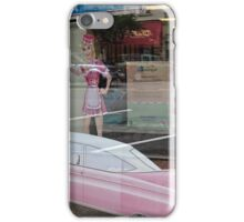 The oldies window display iPhone Case/Skin