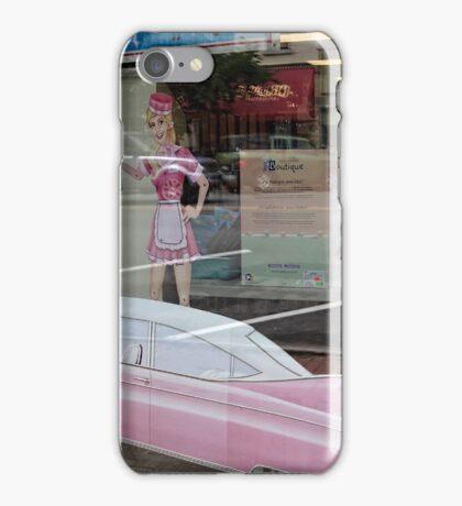 The oldies window display iPhone Case/Skin