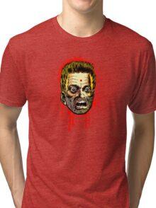 Bullet Head Tri-blend T-Shirt