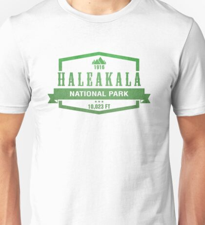 Haleakala National Park, Hawaii Unisex T-Shirt
