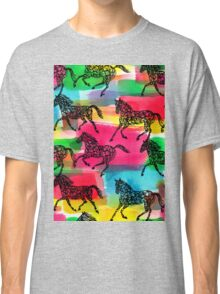Horse Stampede Classic T-Shirt