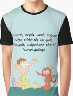 Rick and Morty: Gazorpazorpfield Graphic T-Shirt