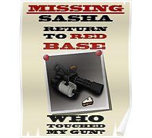 Missing: Sasha Poster