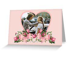 Kat and Patrick Greeting Card