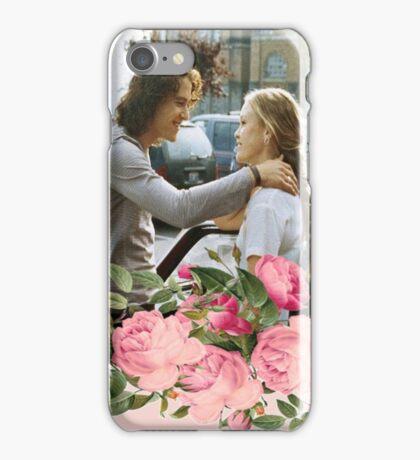 Kat and Patrick iPhone Case/Skin