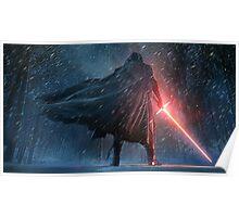 Kylo Ren - Star Wars Poster
