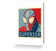 Superior Greeting Card