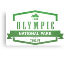 Olympic National Park, Washington Canvas Print